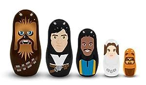 PPW Star Wars Nesting Dolls The Rebellion Toy