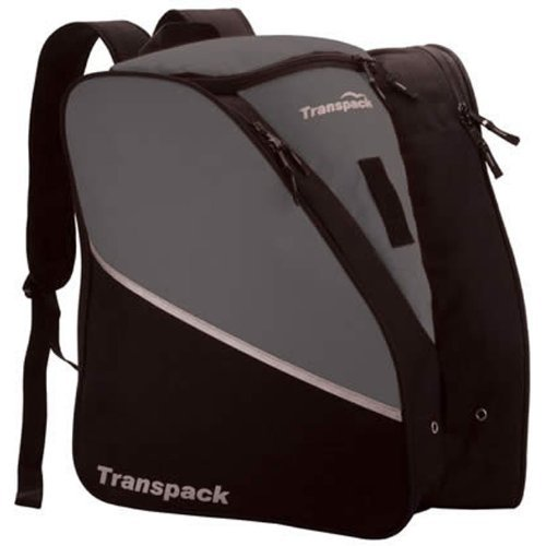 Transpack Edge Ski Boot/Gear Bag Backpack ~ Gray (Bag Pink Snowboard)