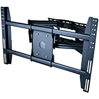 Adjustable Tilting/Swiveling Wall Mount Bracket for LCD Plasma (Max 200Lbs, 4...
