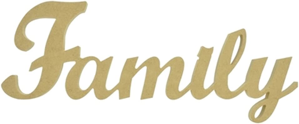 Kaiser Craft Faith vitela dise/ño de Letras