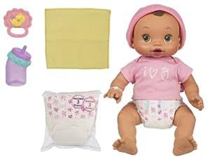 Amazon Com Hasbro Baby Alive Wets Amp Wiggles Hispanic Doll