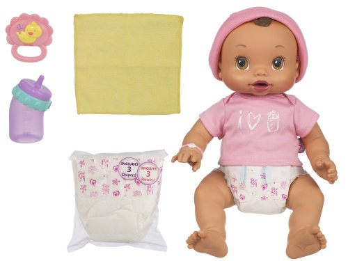 Hasbro Baby Alive Wets & Wiggles Hispanic Doll for sale  Delivered anywhere in USA