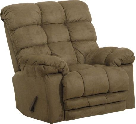 546892222019 - Magnum Chaise Recliner Color: Sage carousel main 1