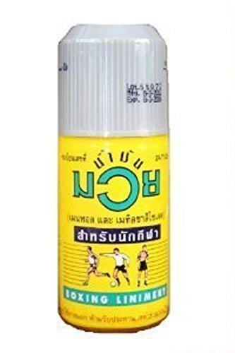 Price comparison product image New Namman Muay Thai boxing Liniment Sport Athlete Masssage Oil Essential Oil 15cc