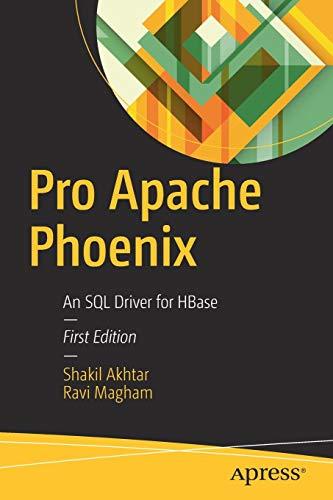 Learn Apache Phoenix: Best Apache Phoenix courses, tutorials
