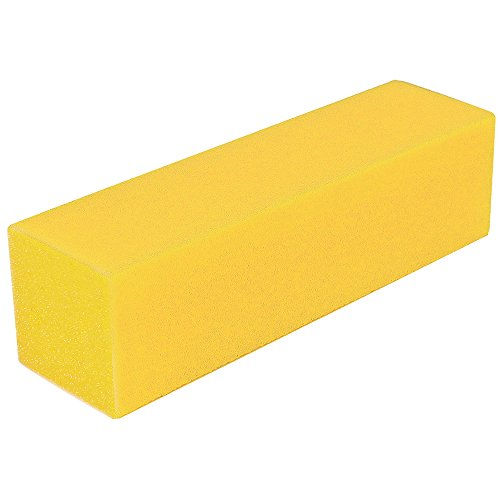 For Pro 240 Grit Buffing Block, Ultra Gold, 1000 Count by For Pro
