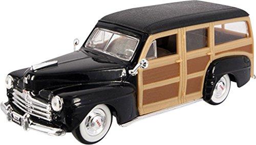 1/43 1948 フォード ウッディ(ブラック) 「Road Signatureシリーズ」 LUC94251BK