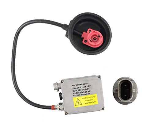 New by XtremeAmazing HID Xenon Headlight Ballast Control Module Igniter For BMW Audi Mercedes Benz (Bmw 540i Xenon Headlight)