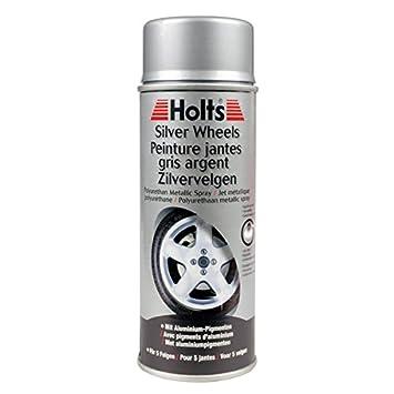 Holts Hl 1831488 Wheels Silver Amazoncouk Car Motorbike