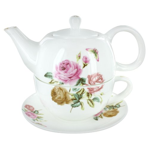 Breezes Bone China (Summertime Breeze Bone China Tea for One)
