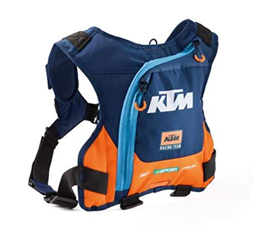 NEW KTM TEAM ERZBERG HYDRATION BACK PACK BAG - Hydration Bag System