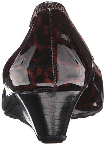 Cole Haan Vrouwen Tali Luxe 40 Wig Pomp Tortoise Druk Patent