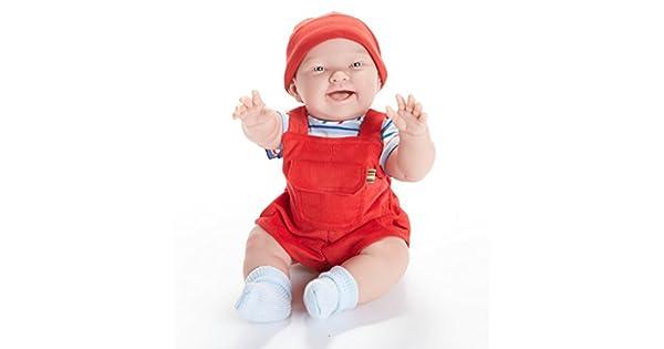 Amazon.com: JC Toys – Muñeca de Nico realista Baby Doll, 18 ...