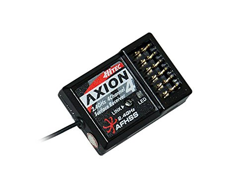 HITEC Axion 4 2.4GHz 4-Channel Surface Receiver (Hi Tec Receivers)
