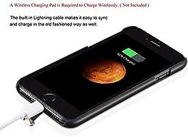 Antye Cargador Inalámbrico iPhone 7, Qi Tecnología Kit de Cargador ...