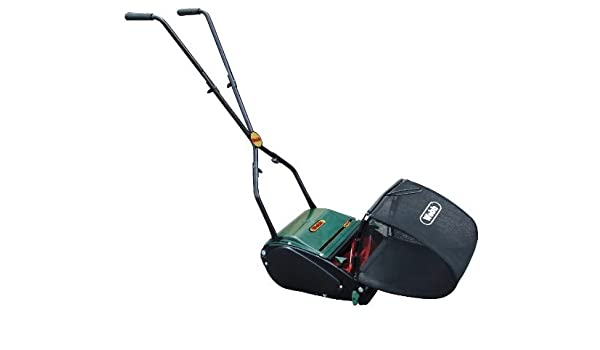 Webb 12in Push Rear Roller Lawnmower by Webb: Amazon.es: Bricolaje ...