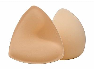 BRAVO Women's Triangle Ultra Shaper Bra Pads