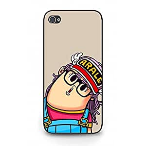 Iphone 5/5s Phone Case Magnificent Style Animation Arale Phone Shell Arale Theme