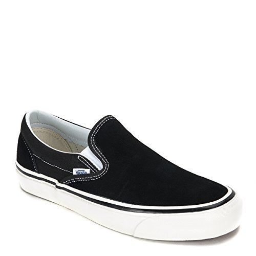 Vans Anaheim Factory Classic Slip-On 98 DX VN0A3JEXQU1, Black (US Men's 8/Women's - Outlets Anaheim