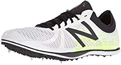 New Balance Men's WLD5KYP4 Track Shoes, Yellow/Green, 8.5 D US