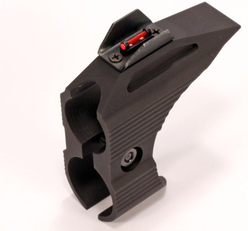 Spitfire Armory - EX Tactical Front Sight - ME for Remington double plain barrel (Magazine Tube Extension Clamp)