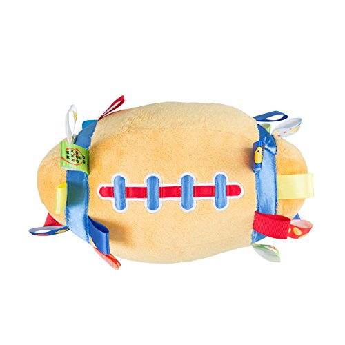 Mary Meyer Taggies Plush Touchdown (Taggie Ball)