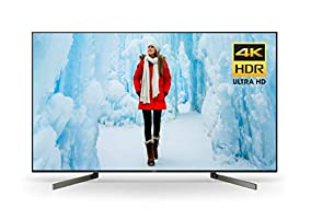 Sony XBR85X900F 85-Inch 4K Ultra HD Smart LED TV (2018 Model)