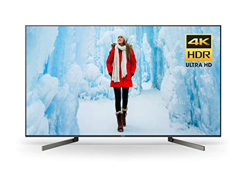 Sony XBR55X900F 55-Inch 4K Ultra HD Smart LED TV (2018 Model)