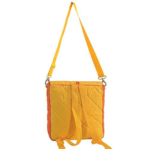 Digitale Grafik Gedruckten Kinder Ranzen Tasche Orange Gelb - Wasserdicht Dupion Seide Buch Tasche Für Kinder Mit Reißverschluss Schließung 9TMSxYbOLK