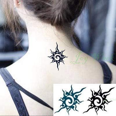 5pcs Impermeable de la muñeca Tatuaje Pegatina en el Tobillo del ...