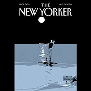 The New Yorker, August 31, 2009 (James Surowiecki, Stephen Brill, Elizabeth Kolbert) Periodical