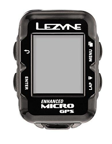 Lezyne Micro GPS, Black, One Size by Lezyne