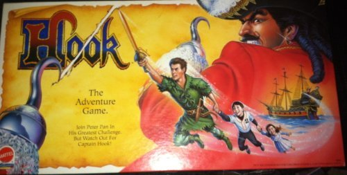 Hook The Adventure Game