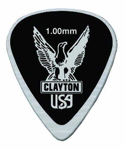 Clayton picks zz100/1 guitar pick