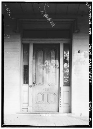 Photo: Humphrey House,986 Chestnut Street,San Francisco,San Fran - Ca Street Chestnut San Francisco
