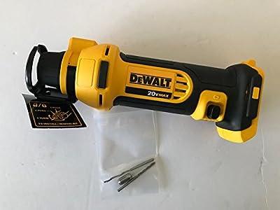 Brand New DeWalt DCS551B 20V Max Cordless Li-ion Rotary Drywall Cut-Out Tool ;PO#44T-KH/435 H25W3324549