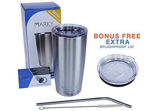 Marky Products Stainless Steel Tumbler product image
