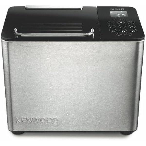 Kenwood BM450 Panificadora, 780 W, Acero Inoxidable ...