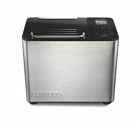 Amazon.de: Kenwood BM 450 Brotbackautomat (780 Watt Rapid bake ...