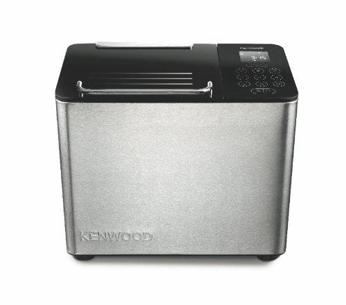Kenwood BM450 Panificadora, 780 W, Acero Inoxidable, Plateado product image