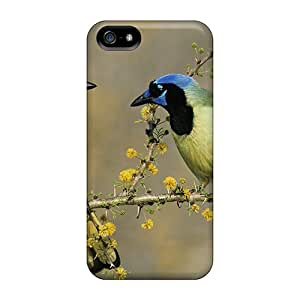 Tpu HHaroldshon Shockproof Scratcheproof Birds Hard Case Cover For Iphone 5/5s