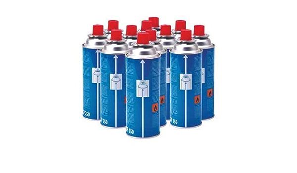 CAMPINGAZ CP250 Cartucho de Gas, 12 Unidades