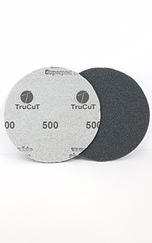Creating the Difference TruCut by CTD Sanding Pad | 500 (Sanding Pad Set)