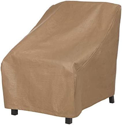 Duck Covers Essential Patio Chair Cover, 29-Inch