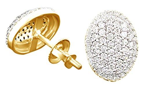 0.54 Ct Oval Diamond - 3