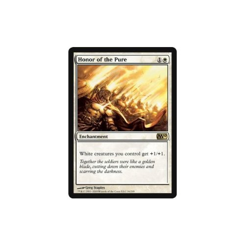Magic Gathering Honor Pure 2010 product image