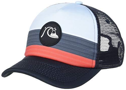 (Quiksilver Men's Seasonal RIPE HAT, Blue/Grey, 1SZ)