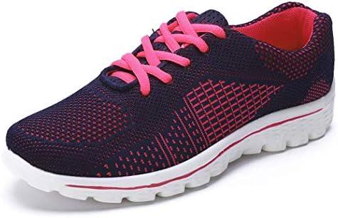 Miss & YG - Zapatillas de Running para Mujer, Informales, Ligeras, con Cordones, Negro, 37: Amazon.es: Deportes y aire libre