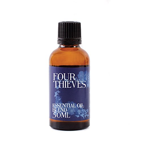 Mystic Moments | Four Thieves - Essential Oil Blend - 50ml