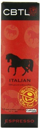 cbtl italian capsules - 8